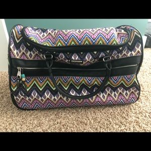 Steve Madden Duffle With Wheels